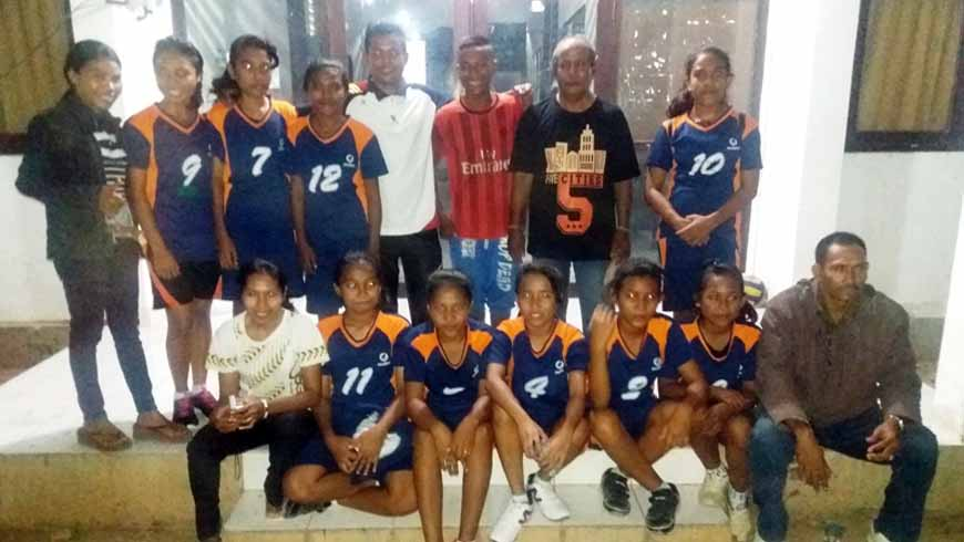 tim volley puteri