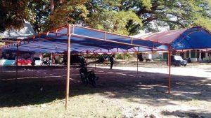 tenda kosong