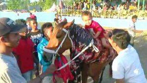 Juara Pacuan Kuda Victory Cup