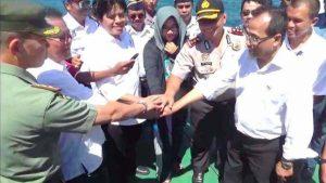 Kunjungan Menteri Perhubungan