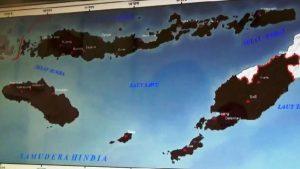 Peta NTT