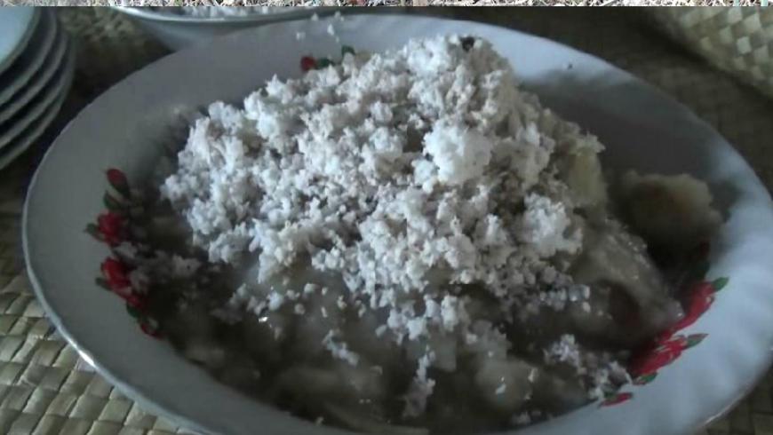 Hidangan Iwi