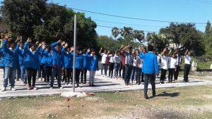 Upacara Sumpah Pemuda Mahasiswa AKN Sumba Timur