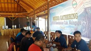 Media Gathering BPJS Sumba