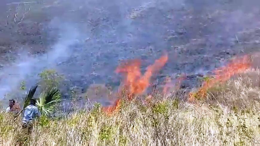 Kebakaran Padang