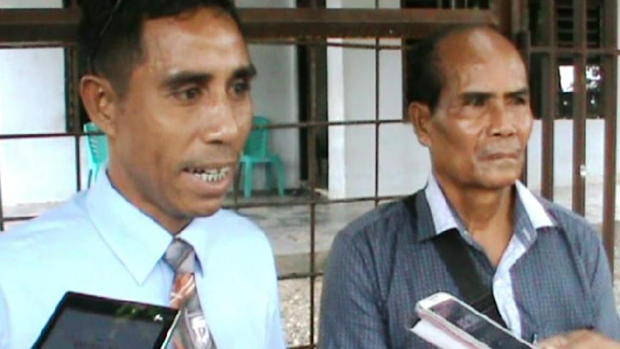 Umbu Tonga dan Zakarias
