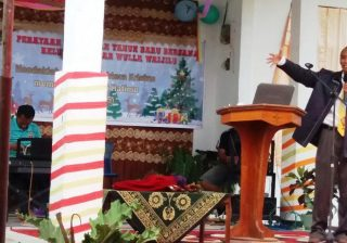 Perayaan Natal Bersama