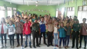 Seminar GMNI di SMA Kristen Payeti