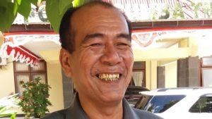 Sekda Sumba Timur Juspan Pasande
