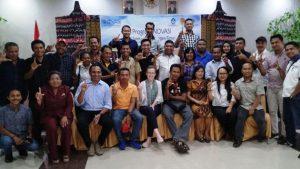 Solidaritas Jurnalis Peduli Pendidikan NTT