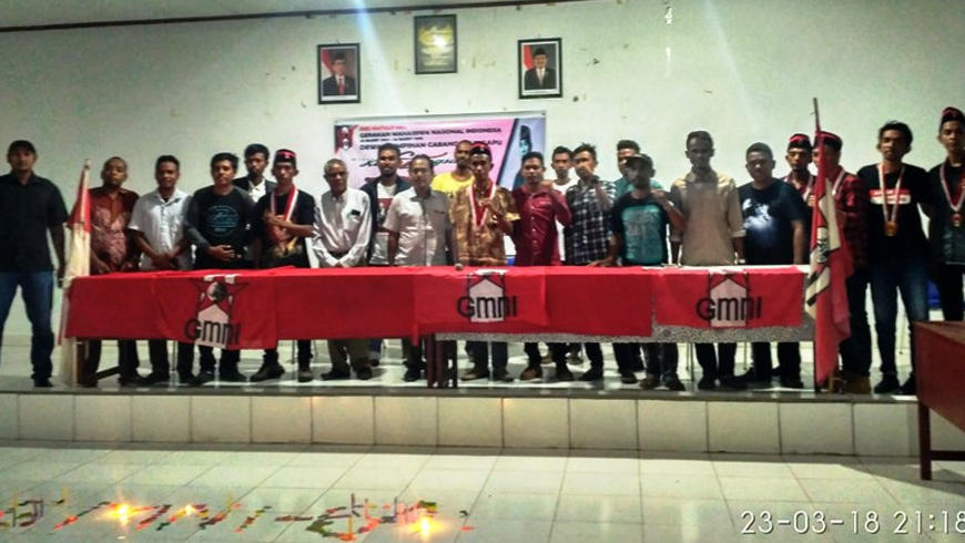 Gerekan Mahasiswa Nasional Indonesia