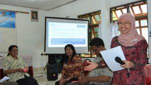 Pelatihan Inovasi buat Guru Sumba