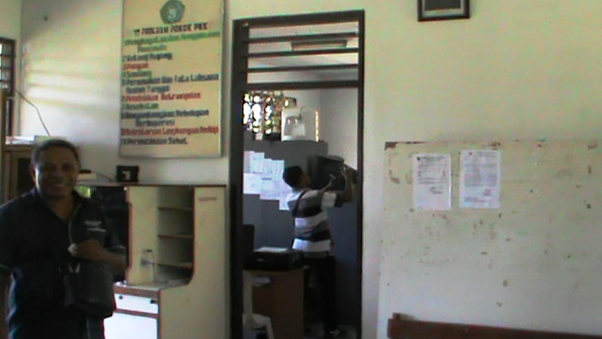 Kantor Lurah Temu