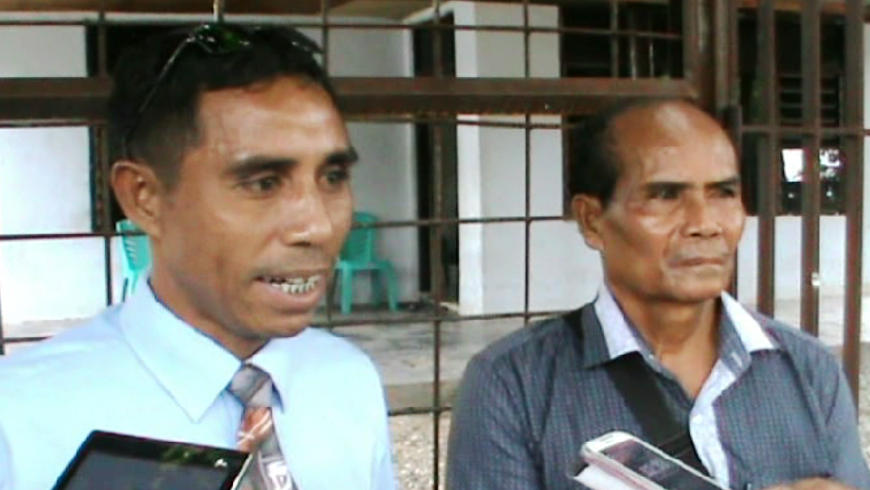 Umbu Tonga dan Zakarias Njuruhapa