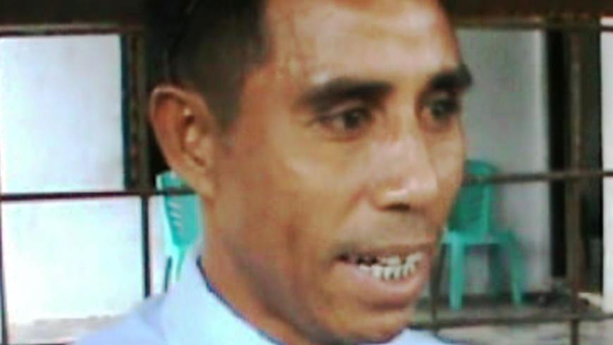 Umbu Tonga Ndapa Erang