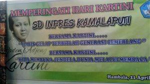 Literasi Kartini