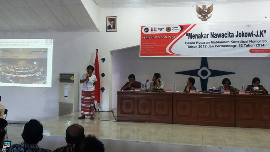 Seminar Nawacita Jokowi-JK