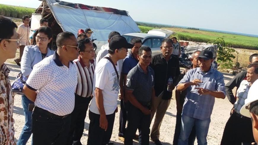Tim Inspektorat Berharap PT. MSM Bisa Berdampak Positif Untuk Seluruh NTT