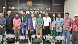Komnas HAM, LPSK Hingga Mabes Polri, Keadilan Untuk Poro Duka Diperjuangkan