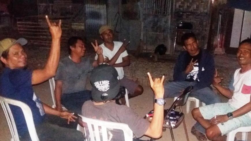Diskusi Sandlawood Slanker Indonesia