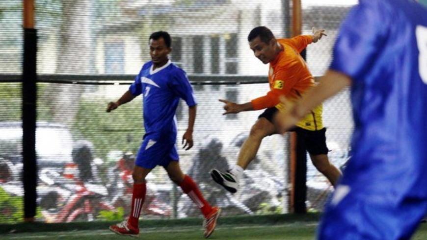 Peretandingan Sepak Bola