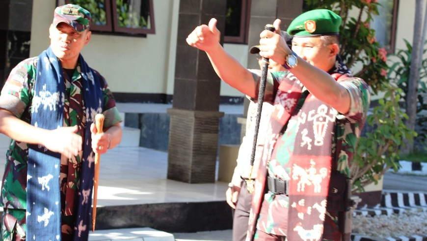 Solidaritas TNI dan Polri