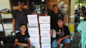 Bantuan Untuk Korban Gempa Lombok