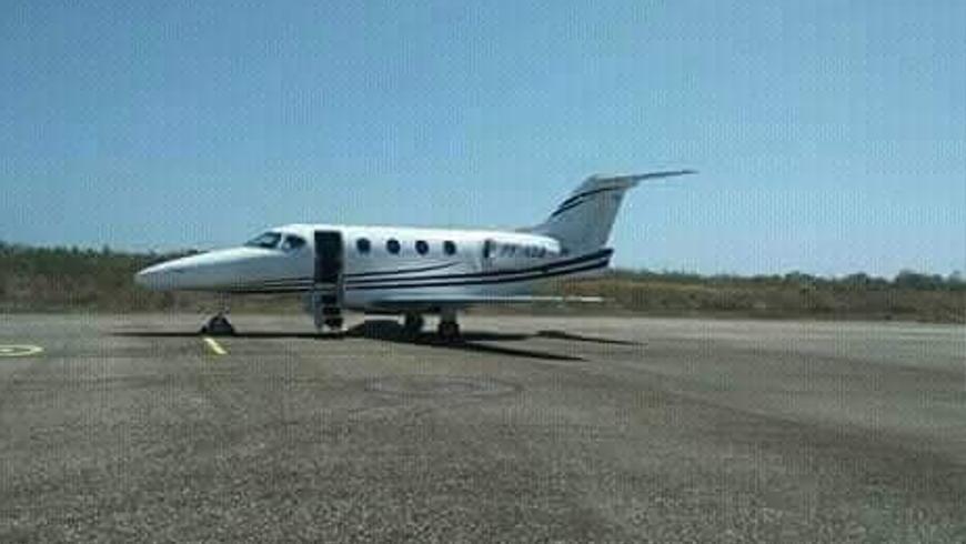 Pesawat Jet Pribadi David Beckham