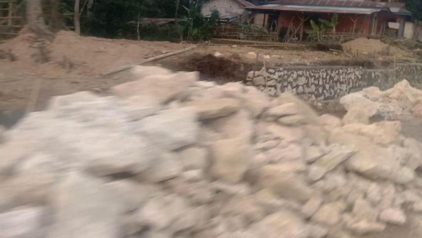 Material Proyek Jalan Nasional