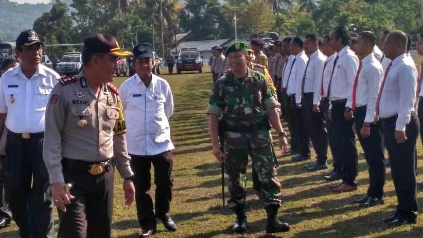 TNI & Polri Dalam Pemilu 2019
