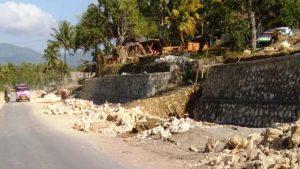Batu Proyek Jalan Nasional