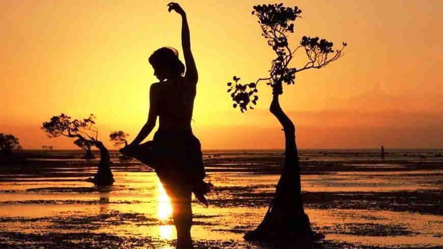 Bakau Menari Pantai Walakiri