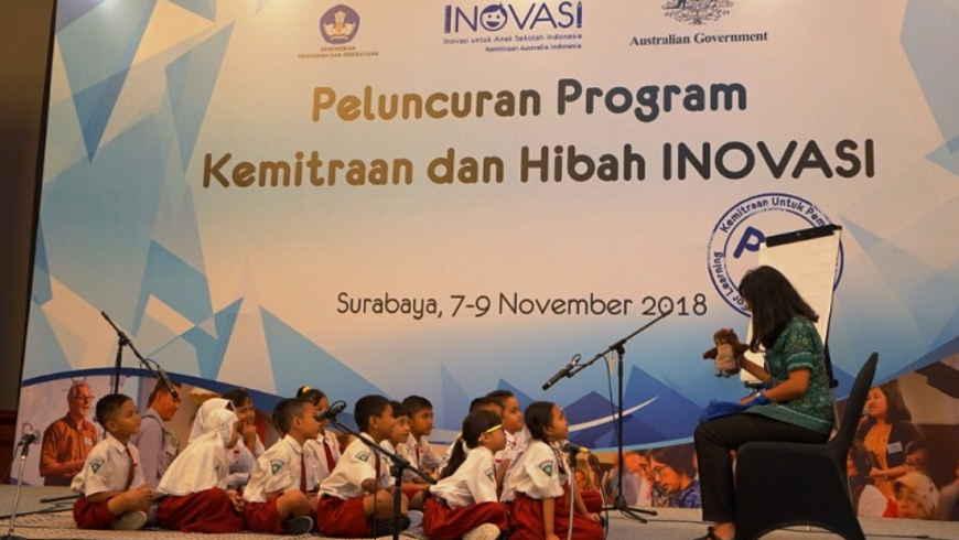 Peluncuran Program Inovasi