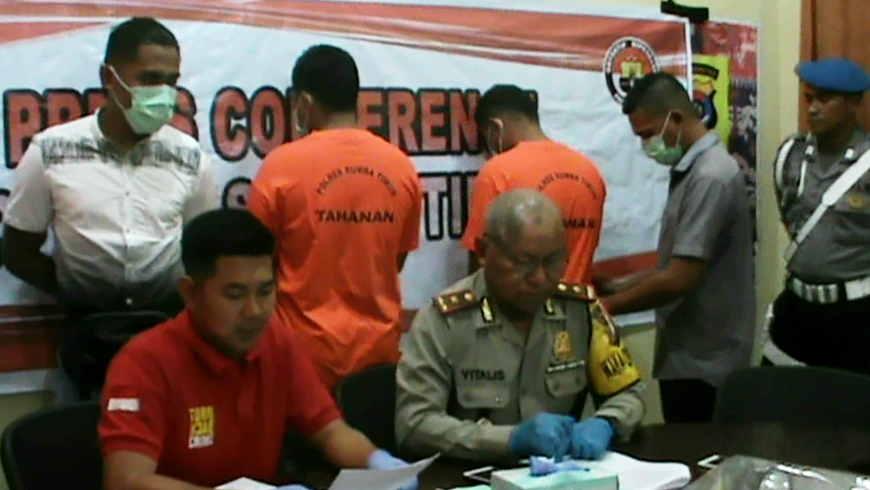 Polisi Menyelidiki Pembunuhan di Kawangu
