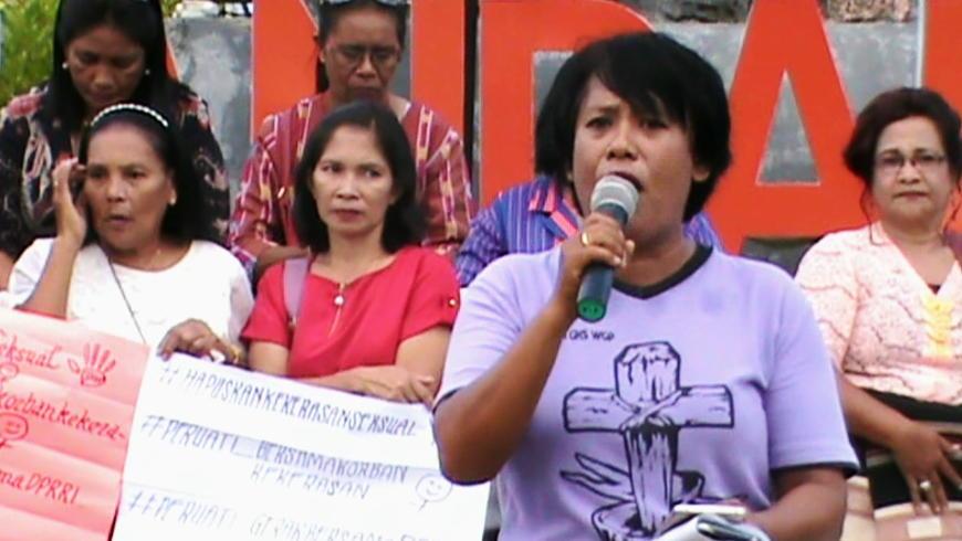 Demo hari Perempuan
