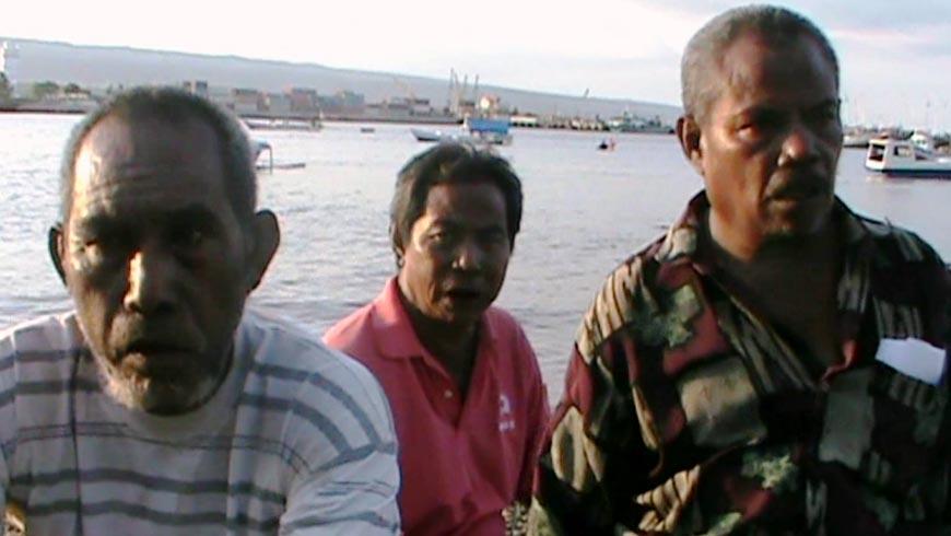 Nelayan yang tidak dibantu