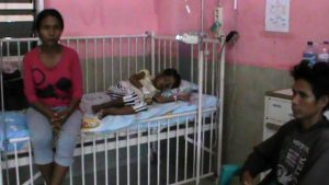 Pasien Anak Korban Deman Berdarah