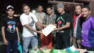 Sertifikat Slanker Fans Club Waingapu