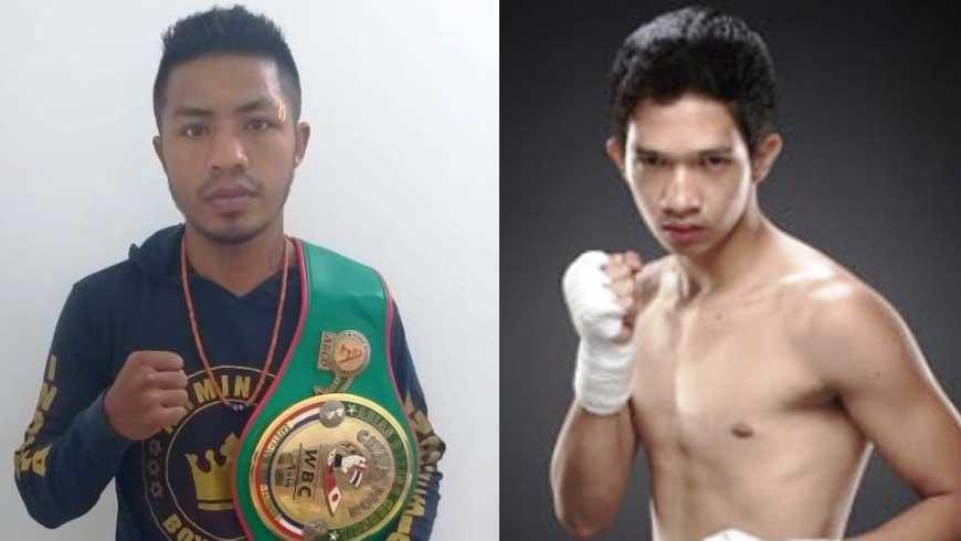Defry Palulu Juara WBC Asia