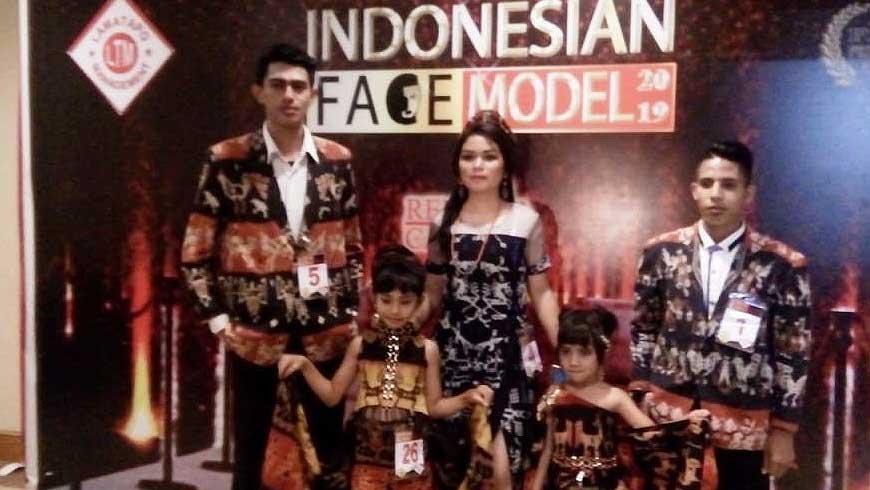 Juara Face Model