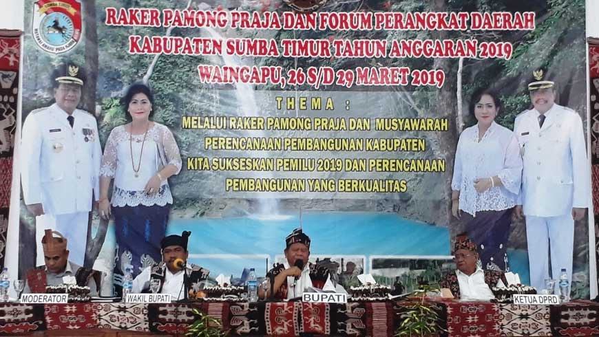 Rapat Kerja Desa