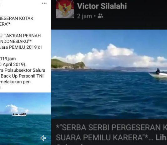 Dedikasi Polri dan TNI Untuk Pemilu