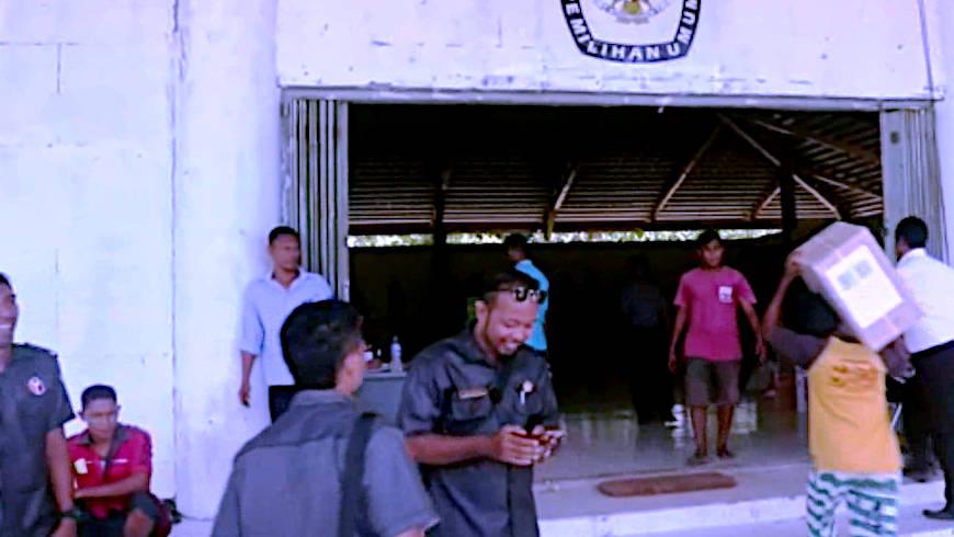 KPUD Sumba Timur