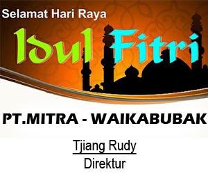 Iklan PT.Mitra Waikabubak