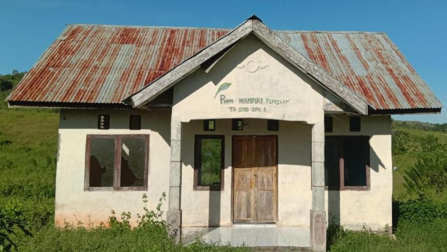 Bangunan PNPN Terlantar