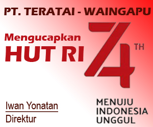 Iklan PT. Teratai