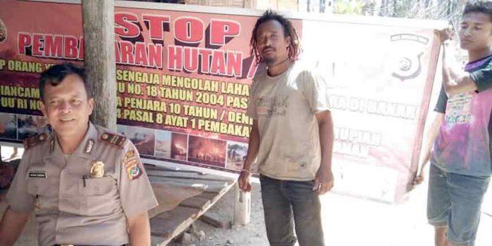 Stop Bakar Padang