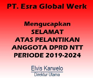 Iklan PT. Esra Global Werk