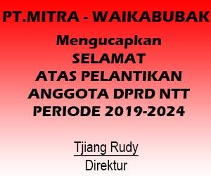 Iklan PT. Mitra Waikabubak