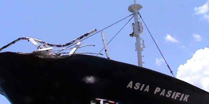 Kapal Asia Pasifik